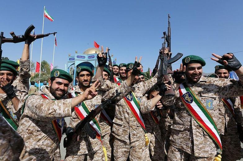 USA uznały siły zbrojne Iranu za organizację terrorystyczną. Iran nie pozostał dłużny