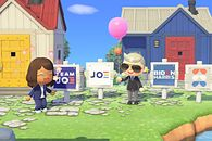 Joe Biden i Kamala Harris w Animal Crossing. Prawdziwa kampania prezydencka w grze wideo