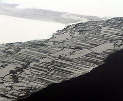 Niesamowite zdjęcia Antarktydy. Eksperci wyjaśnili, jak powstały geometryczne kształty