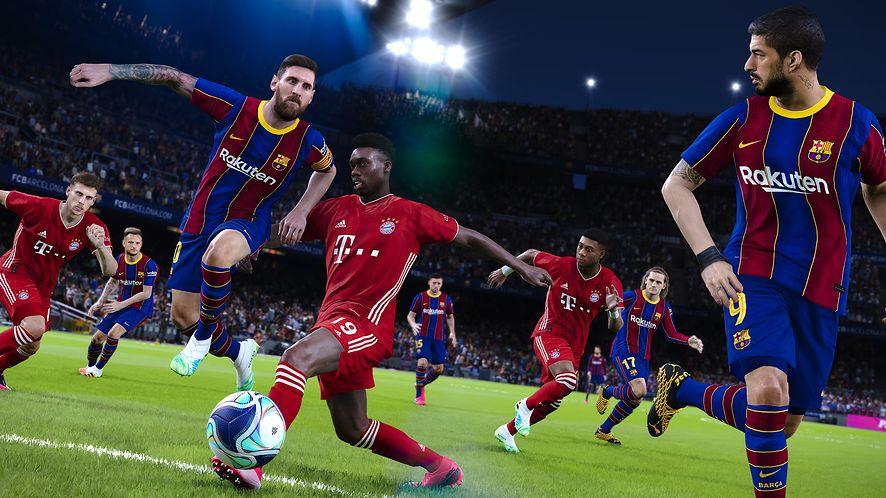 Płatna aktualizacja PES 2021 pokazuje, dlaczego gry sportowe wydawane w formie DLC to kiepski pomysł [Recenzja]