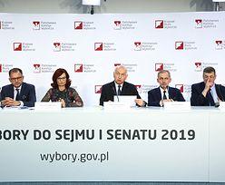Oficjalne wyniki wyborów parlamentarnych 2019. PKW podało, ile mandatów dostanie w Sejmie PiS