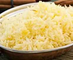 Został ci ryż z obiadu? Wiemy, jak go podgrzać by nie stracił wartości