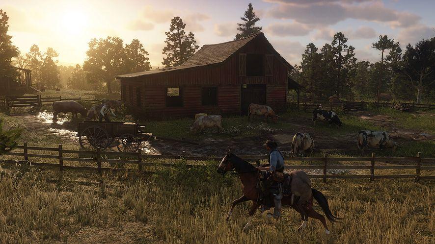 Strauss Zelnick wypowiada się na temat oczekiwań odnośnie sprzedaży Red Dead Redemption 2.