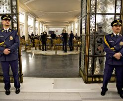 Straż marszałkowska dostała broń. Kancelaria Sejmu nie podaje powodów ze względu bezpieczeństwa