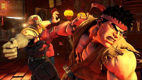 """Beta """"nowego"""" Capcom Fighters Network w Street Fighter V wyszła firmie bokiem"""