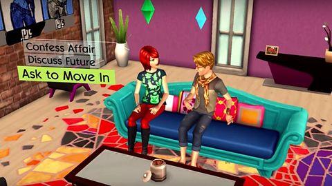 Rozchodniaczek: Crash może uciekać, ale i on będzie grał w Simsy na telefonie
