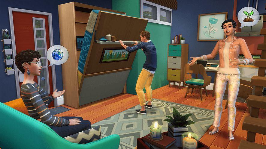 Dziś nawet Simsy pokazują, jak trudna jest nasza rzeczywistość