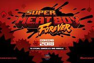 """Lepiej nie oceniać Super Meat Boy Forever po """"okładce"""""""