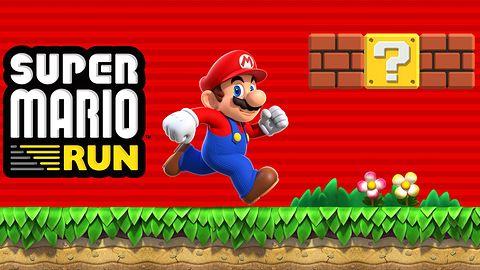 Nie zapominajmy o Super Mario Run