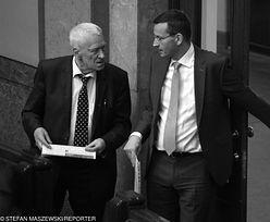 Kornel Morawiecki nie żyje. Premier Mateusz Morawiecki o ostatnich słowach ojca