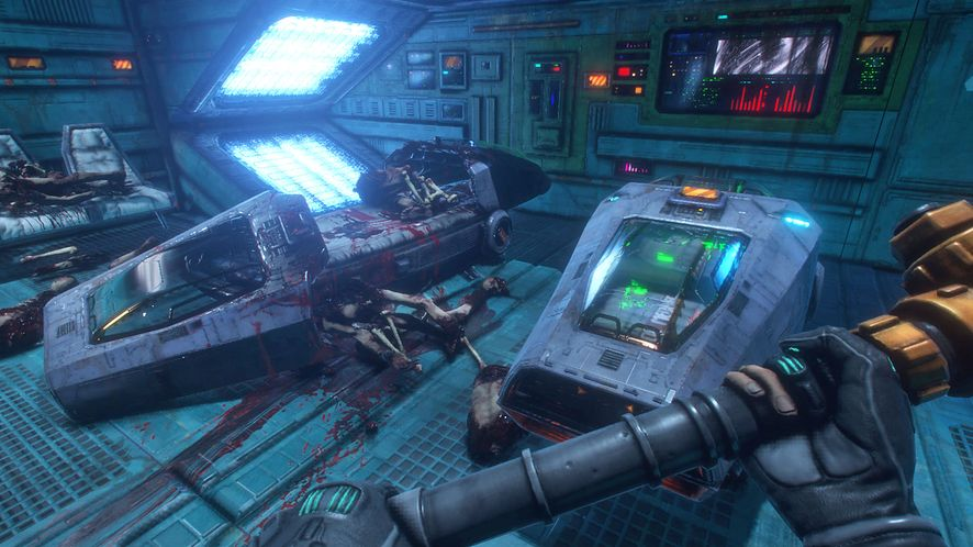Prace nad rebootem System Shocka zostały wstrzymane