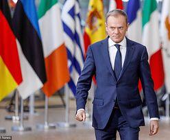 Donald Tusk nowym idolem brytyjskich euroentuzjastów. Pokochali go za te słowa
