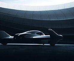 Porsche i Boeing chcą zbudować latający samochód