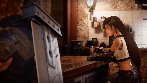"""To nie przypadek, że Tifa z FInal Fantasy VII Remake wygląda """"trochę inaczej"""""""