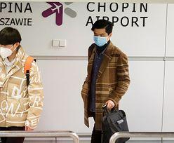 Ewakuowani z Chin. Dwa samoloty wylądowały w Warszawie