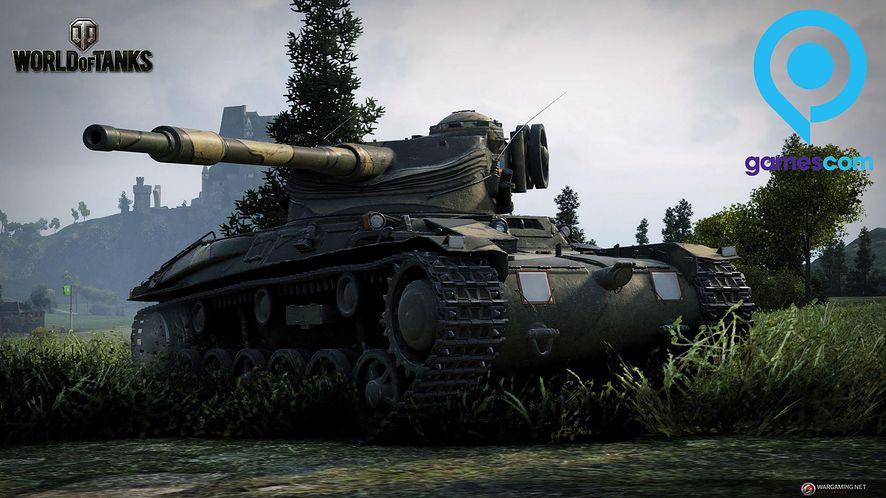 W World of Tanks szykują się spore zmiany, a w Hybrid Wars na front wkroczą mechy