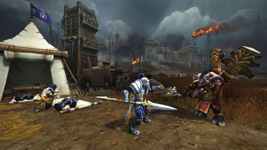 Blizzard wydał właśnie sporych rozmiarów aktualizację do World of Warcraft