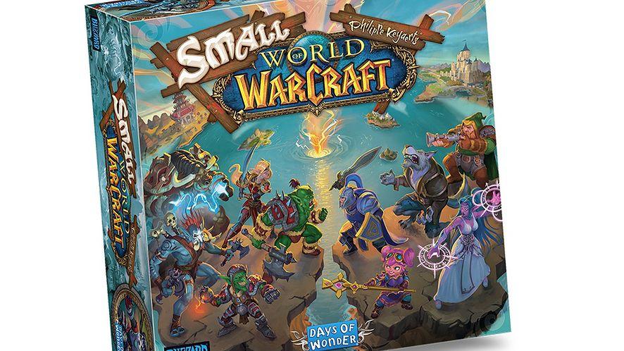 Small World of Warcraft - nadchodzi planszówka w kultowym świecie Blizzarda