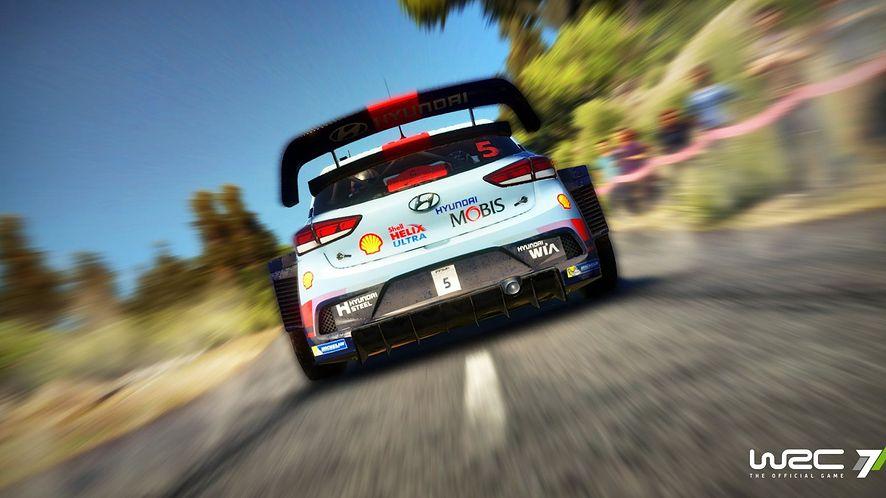 WRC 7 - recenzja. Prawie jak Colin