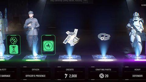 Zamienił Battlefront 2 płatne dodatki na skrzynki z lootem