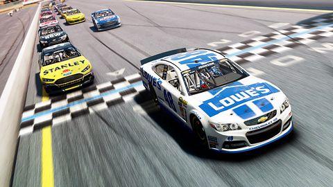 Nowa gra z serii NASCAR nadjedzie w 2016