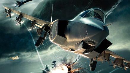 Nowe obrazki z Tom Clancy`s H.A.W.X. 2