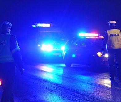 Tragedia na drodze. Zginęło dwoje 18-latków