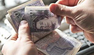 Funt zawrócił wyraźnie w dół. Szef Banku Anglii ukrócił spekulacje