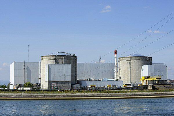 Elektrownia w Fessenheim