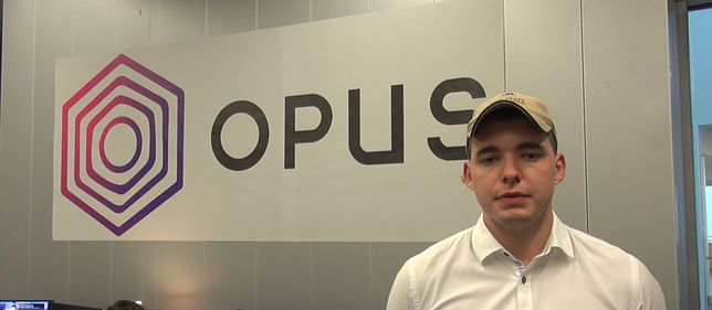 Mateusz Mach, twórca OPUS.