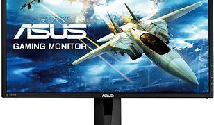 Dobry i tani monitor dla graczy? Asusowi się tym razem nie udało, a konkurencja ma ciekawszą ofertę