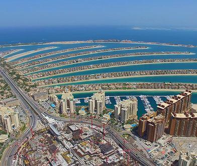 Kolejne sztuczne wyspy powstaną w Dubaju