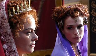 Tak były uczesane westalki - rzymskie kapłanki dziewice.