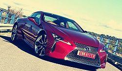 Lexus LC500 - test. Japończycy walczą w nowym segmencie