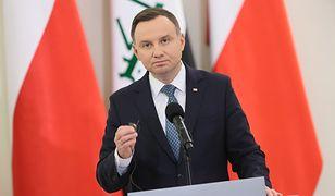 Andrzej Duda przyznał, że pomiędzy nim a szefem MON są różnice zdań