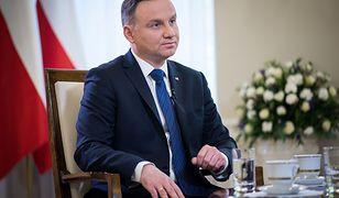 Polacy pozytywnie oceniają pracę Andrzeja Dudy