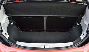 Samochody miejskie z największymi bagażnikami