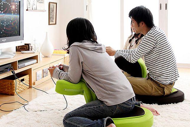 Japonia oszalała na punkcie nowego fotela dla graczy