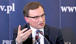 Zbigniew Ziobro zapowiedział powołanie zespołu ds. wyłudzeń nieruchomości w Łodzi