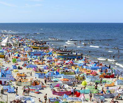 Parawany plażowe. Polski fenomen, który zadziwia świat
