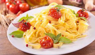 Domowy makaron jak we włoskiej restauracji