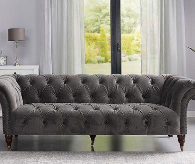 Sofy i fotele Chesterfield – klasyczne meble w nowoczesnej odsłonie