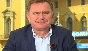 Krzysztof Pawiński to prezes i współwłaściciel spółki Maspex
