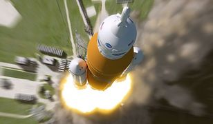 Misja na Marsa. Pierwszy lot rakiety SLS pod koniec 2018 lub w 2019 r.