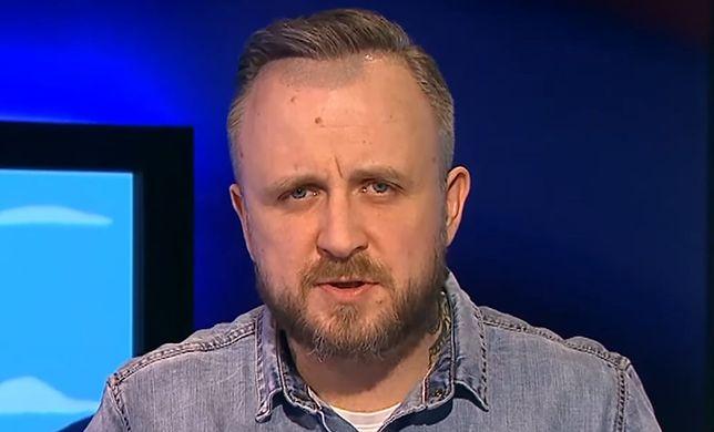Obraził dziennikarzy TVP, teraz został zawieszony. Z anteny Superstacji znikają kolejne programy