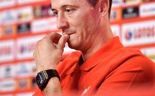 """Lewandowski podał powód blamażu. """"Nie słuchaliście"""""""