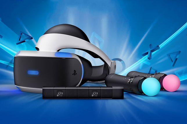 Sony zaskoczone dobrą sprzedażą PlayStation VR