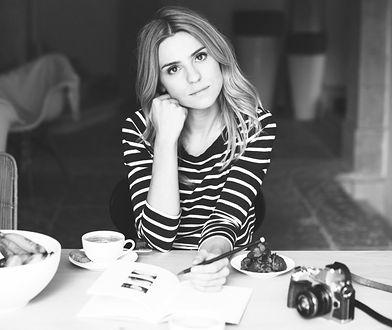 Kasia Tusk w roli modelki
