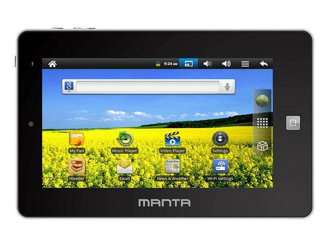 Nowy tablet za mniej niż 250zł. Manta EasyTab 2