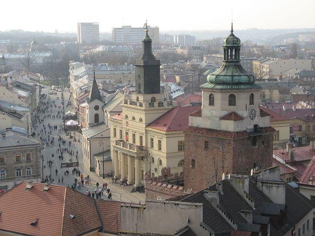 Nowy Ratusz i Brama Krakowska